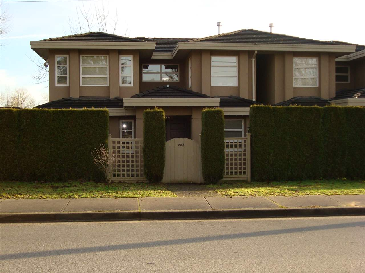 Main Photo: 7562 16TH Avenue in Burnaby: Edmonds BE House 1/2 Duplex for sale (Burnaby East)  : MLS® # R2022922