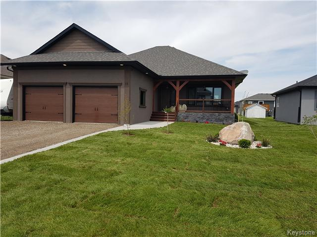 Main Photo: 19 Orchard Hill Drive in Mitchell: Manitoba Other Residential for sale : MLS® # 1608496