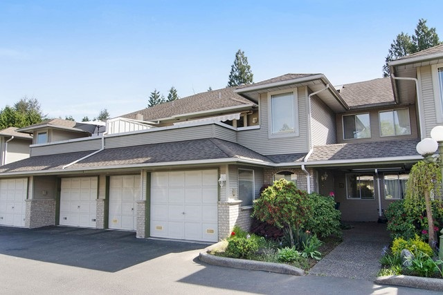 "Main Photo: 25 21491 DEWDNEY TRUNK Road in Maple Ridge: West Central Townhouse for sale in ""DEWDNEY WEST"" : MLS® # R2058939"