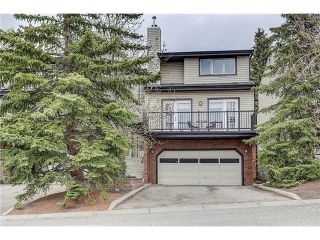 Main Photo: 8 448 STRATHCONA Drive SW in Calgary: Strathcona Park House for sale : MLS(r) # C4059073