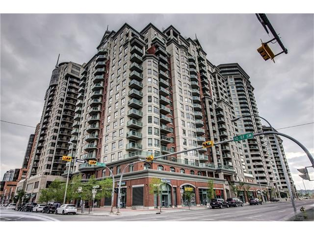 Main Photo: 811 1111 6 Avenue SW in Calgary: Downtown West End Condo for sale : MLS® # C4064861
