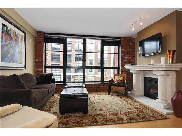 Main Photo: 306 1238 HOMER STREET in : Yaletown Condo for sale : MLS®# V873481