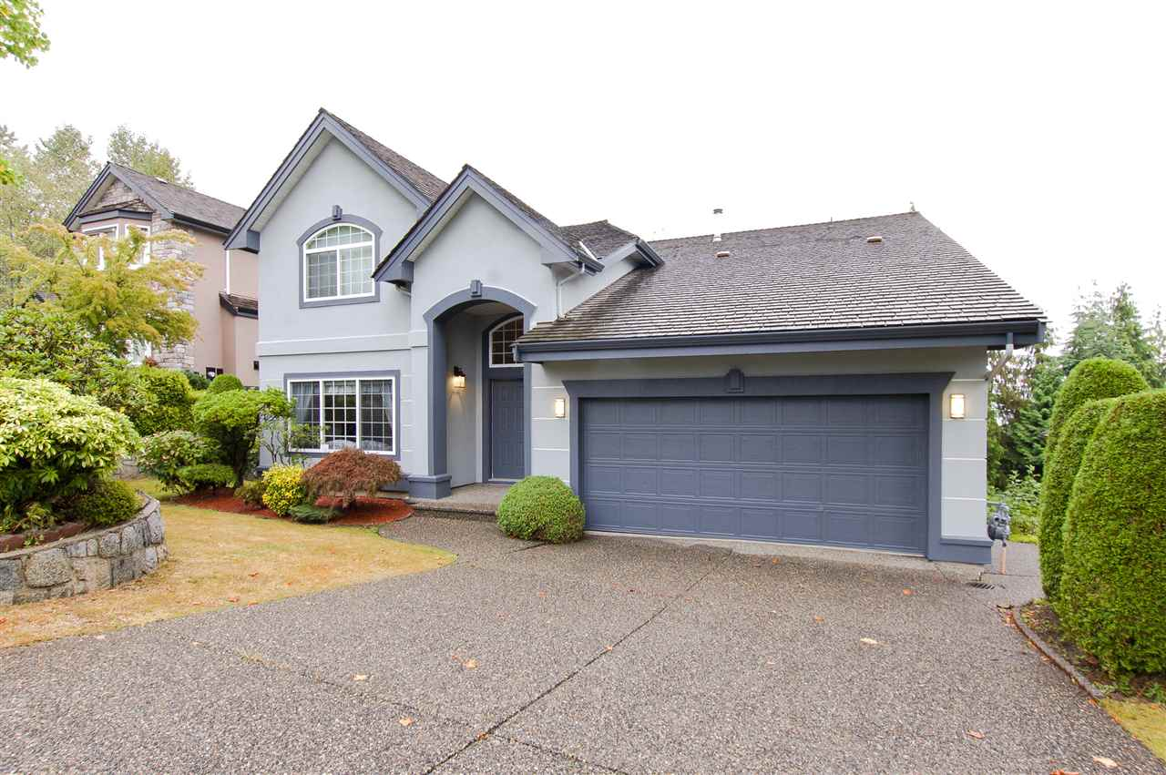 Main Photo: 1547 EAGLE MOUNTAIN Drive in Coquitlam: Westwood Plateau House for sale : MLS(r) # R2104919