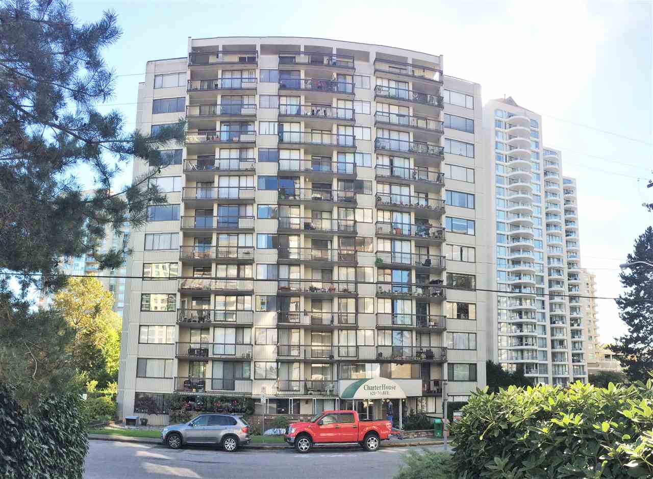 "Main Photo: 1103 620 SEVENTH Avenue in New Westminster: Uptown NW Condo for sale in ""CHARTER HOUSE"" : MLS(r) # R2114923"