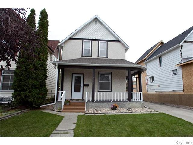 Main Photo: 209 Thomas Berry Street in Winnipeg: St Boniface Residential for sale (2A)  : MLS® # 1627237