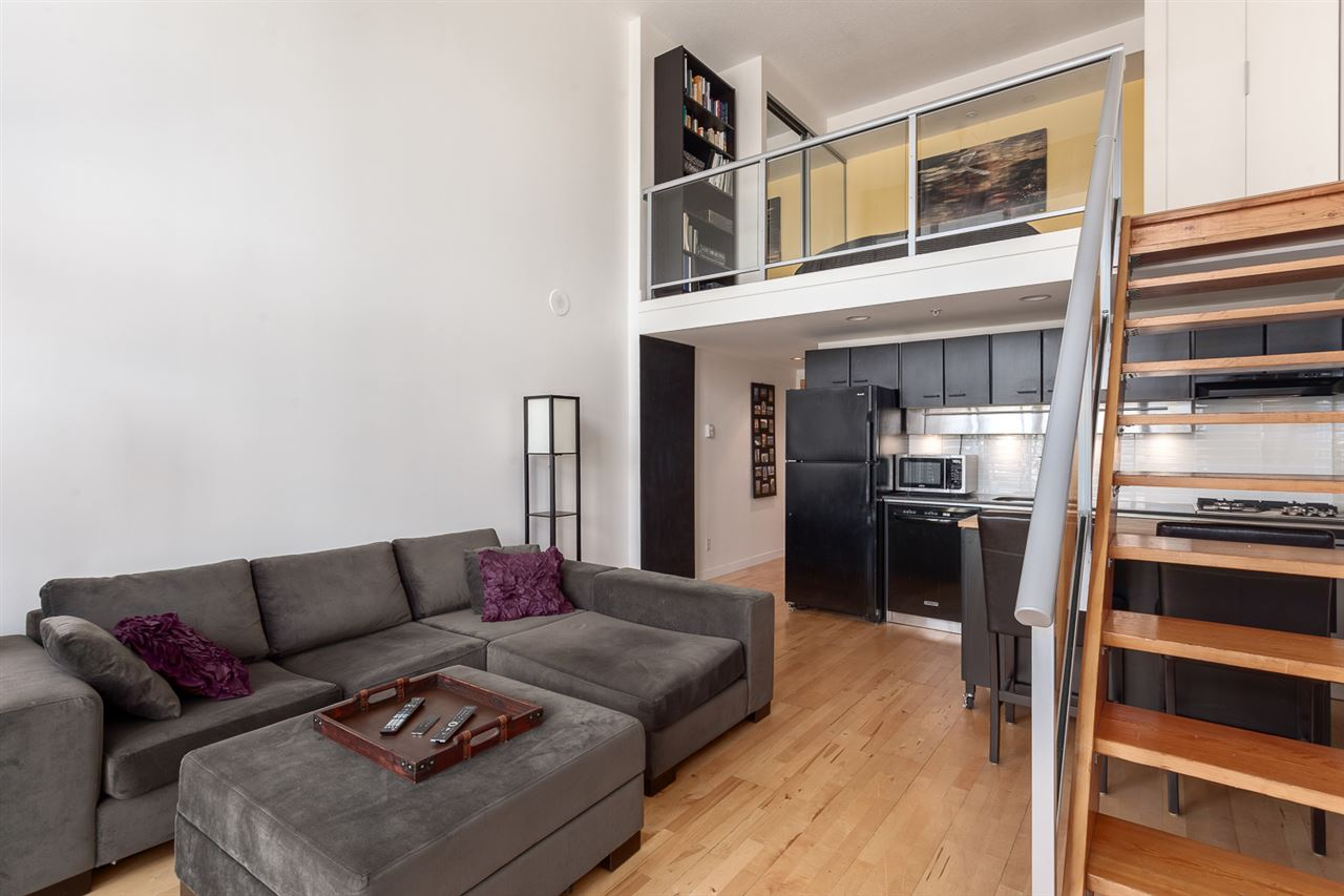 "Photo 6: 1214 933 SEYMOUR Street in Vancouver: Downtown VW Condo for sale in ""THE SPOT"" (Vancouver West)  : MLS(r) # R2137026"