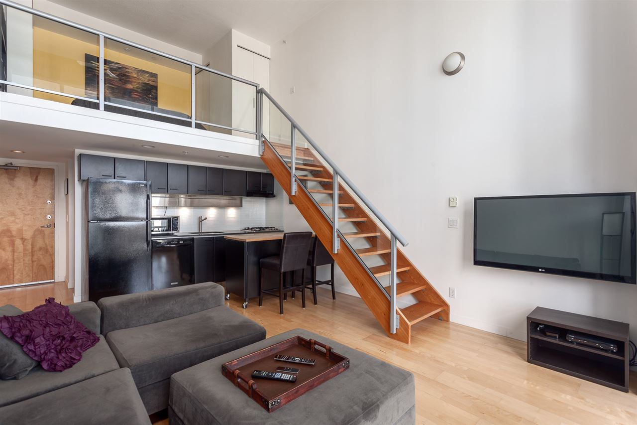 "Photo 5: 1214 933 SEYMOUR Street in Vancouver: Downtown VW Condo for sale in ""THE SPOT"" (Vancouver West)  : MLS(r) # R2137026"
