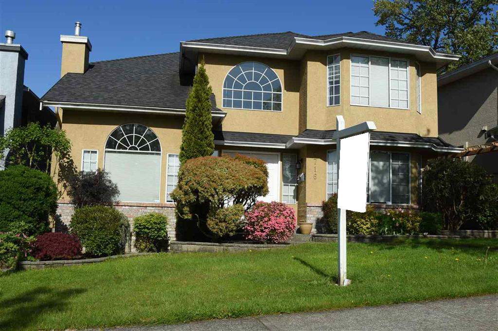 Main Photo: 8716 YARROW Place in Burnaby: The Crest House for sale (Burnaby East)  : MLS®# R2138587