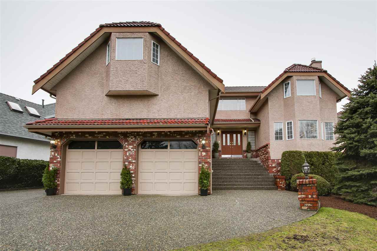 Main Photo: 2223 SORRENTO Drive in Coquitlam: Coquitlam East House for sale : MLS(r) # R2146399