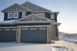 Main Photo: 3780 WEIDLE Crescent in Edmonton: Zone 53 House Half Duplex for sale : MLS(r) # E4055112