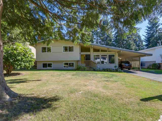 Main Photo: 8132 WESTLAKE Street in Burnaby: Government Road House for sale (Burnaby North)  : MLS®# R2156256