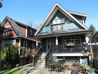 Main Photo: 1871 KITCHENER Street in Vancouver: Grandview VE House 1/2 Duplex for sale (Vancouver East)  : MLS(r) # R2156269