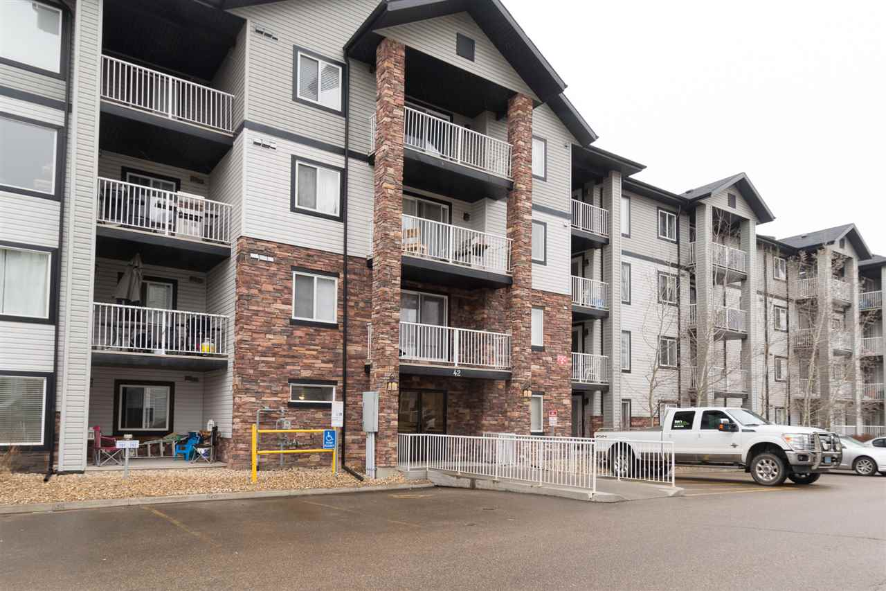 Main Photo: 105 42 Summerwood Road: Sherwood Park Condo for sale : MLS(r) # E4060654