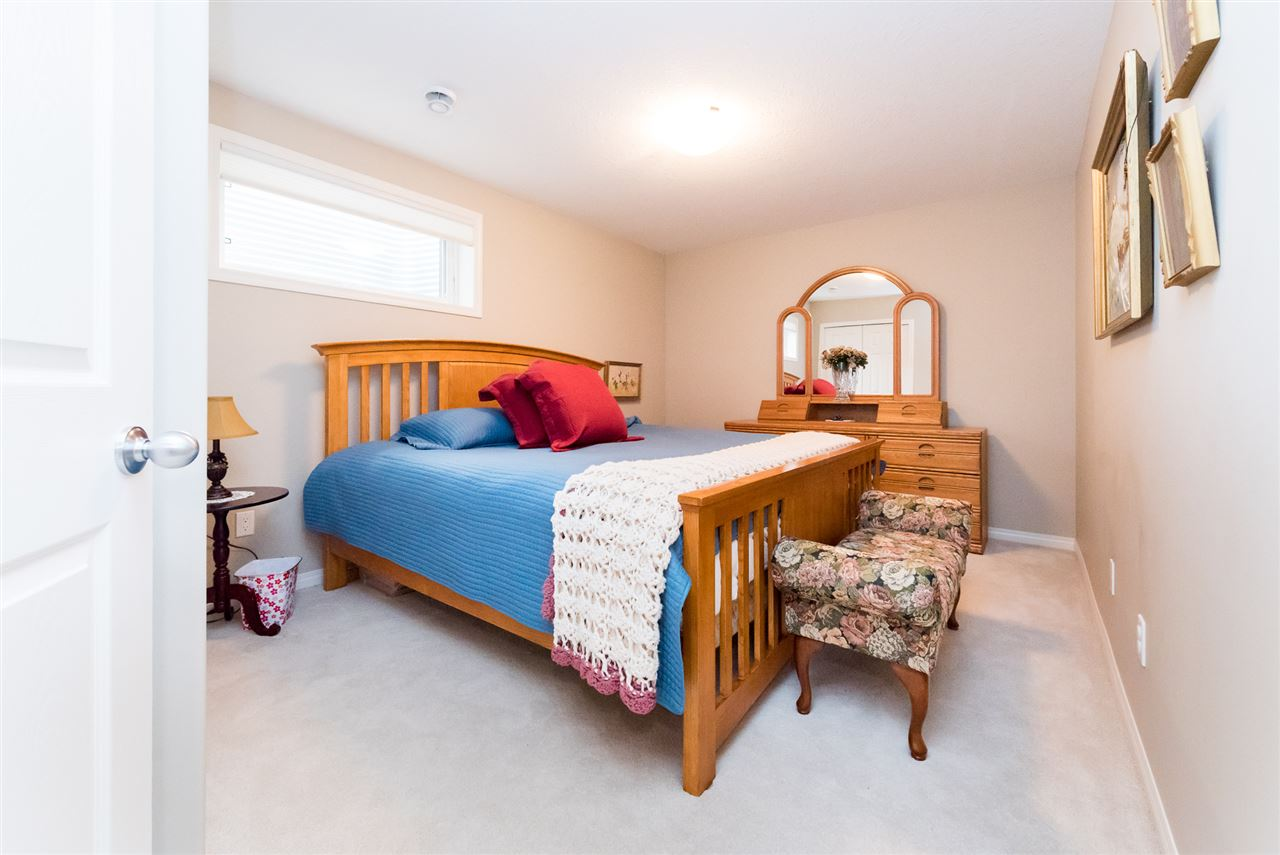 Fourth bedroom and fits a king. Plenty of room for your family to choose.