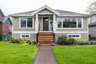 Main Photo: 1730 LONDON Street in New Westminster: West End NW House for sale : MLS(r) # R2167519