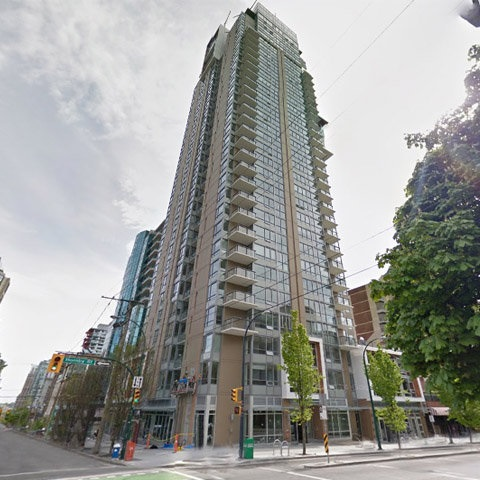 "Main Photo: 2907 1308 HORNBY Street in Vancouver: Downtown VW Condo for sale in ""SALT"" (Vancouver West)  : MLS(r) # R2168299"