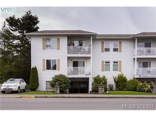 Main Photo: 301 1351 Esquimalt Road in VICTORIA: Es Saxe Point Condo Apartment for sale (Esquimalt)  : MLS® # 378351