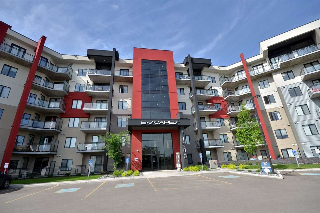 Main Photo: 507 11080 ELLERSLIE Road in Edmonton: Zone 55 Condo for sale : MLS® # E4067482
