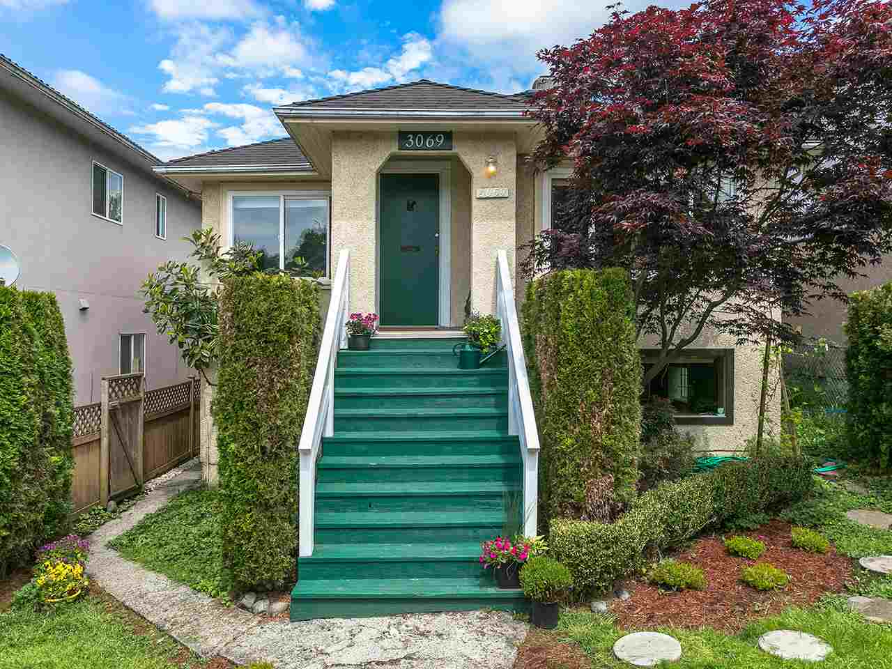 Main Photo: 3069 ADANAC Street in Vancouver: Renfrew VE House for sale (Vancouver East)  : MLS® # R2173786