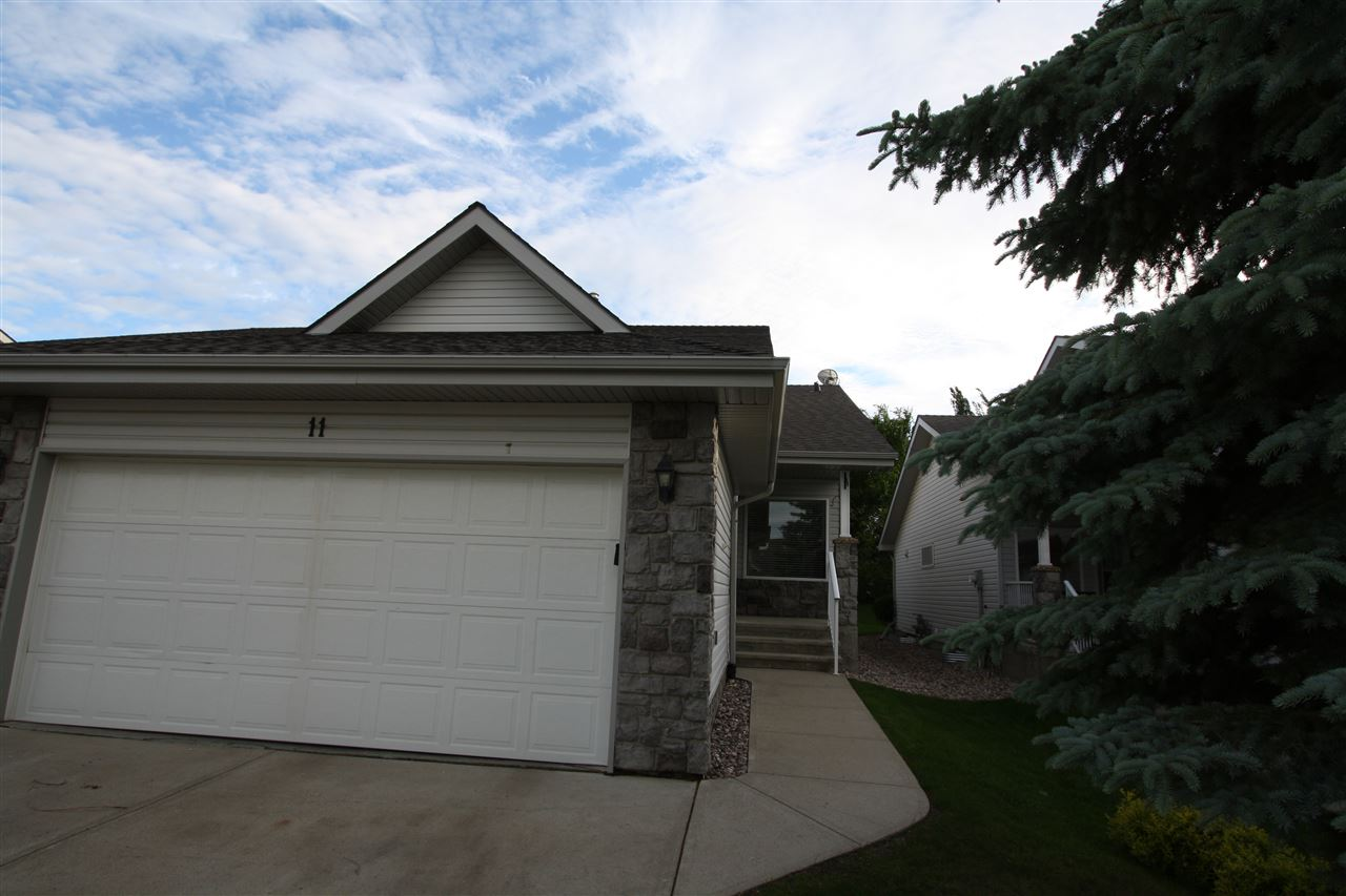 Main Photo: 11 330 GALBRAITH Close in Edmonton: Zone 58 Townhouse for sale : MLS(r) # E4070431