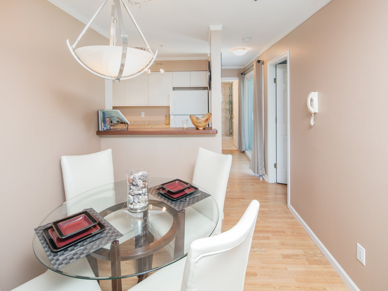 "Photo 8: 204 3505 W BROADWAY in Vancouver: Kitsilano Condo for sale in ""Collingwood Place"" (Vancouver West)  : MLS(r) # R2188784"