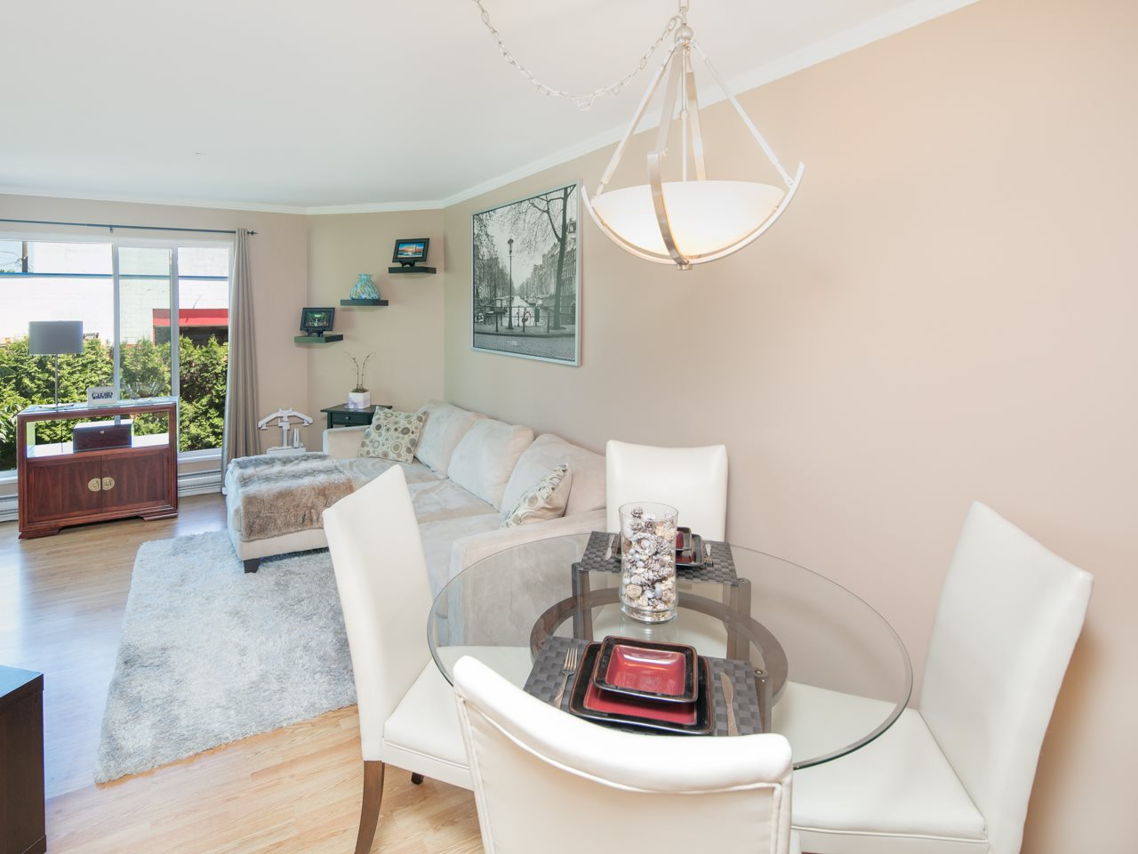 "Photo 10: 204 3505 W BROADWAY in Vancouver: Kitsilano Condo for sale in ""Collingwood Place"" (Vancouver West)  : MLS(r) # R2188784"