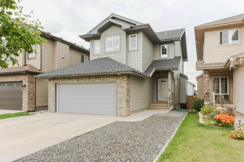 Main Photo: 230 51A Street in Edmonton: Zone 53 House for sale : MLS(r) # E4074465