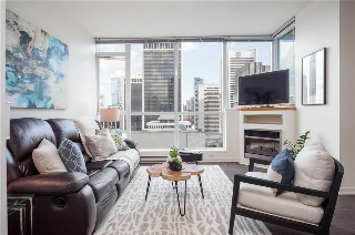 Main Photo: 2304 1189 MELVILLE STREET in VANCOUVER: Coal Harbour Condo for sale (Vancouver West)  : MLS® # R2188417