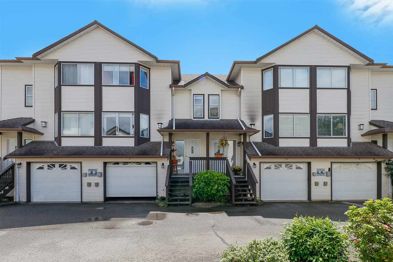 Main Photo: 23 45740 THOMAS Road in Sardis: Vedder S Watson-Promontory Townhouse for sale : MLS® # R2202830