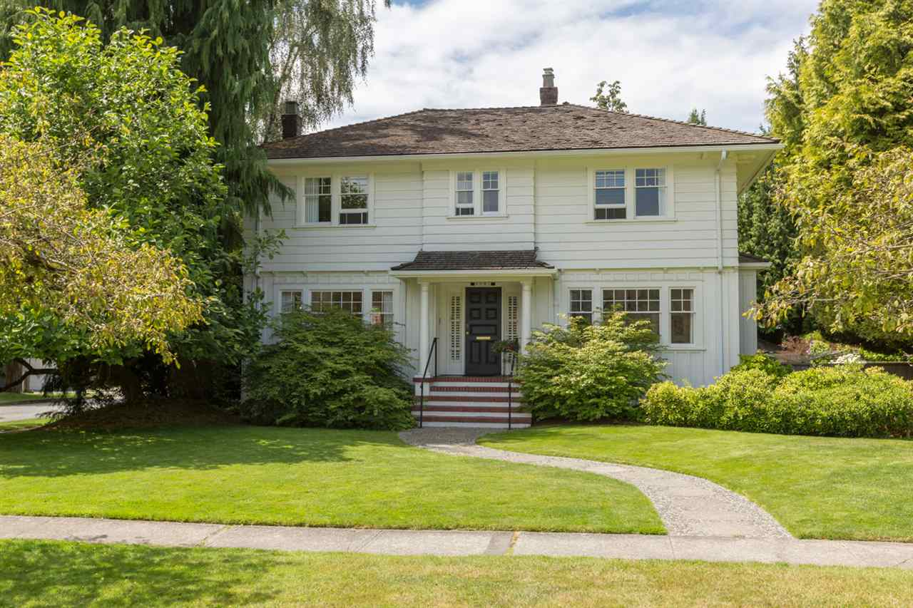 Main Photo: 6991 WILTSHIRE STREET in Vancouver: South Granville House for sale (Vancouver West)  : MLS® # R2187101
