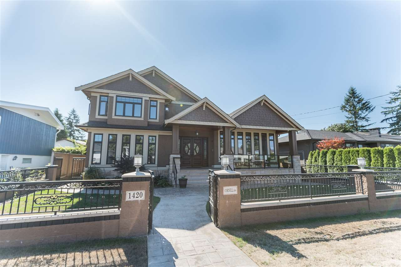 FEATURED LISTING: 1420 CORNELL Avenue Coquitlam