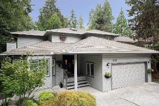 Main Photo: 5763 GROUSEWOODS Crescent in North Vancouver: Grouse Woods House for sale : MLS® # R2212587