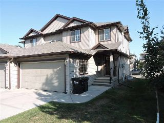 Main Photo: 216 21 Summerwood Drive: Sherwood Park House Half Duplex for sale : MLS® # E4085860