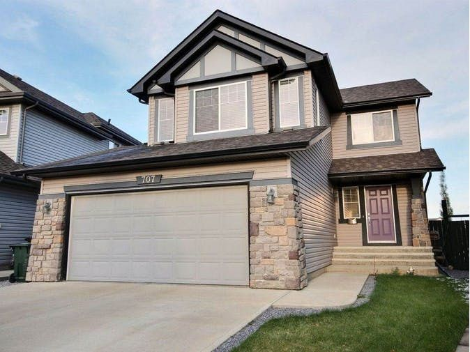 Main Photo: 707 CACHE Place: Sherwood Park House for sale : MLS® # E4091358