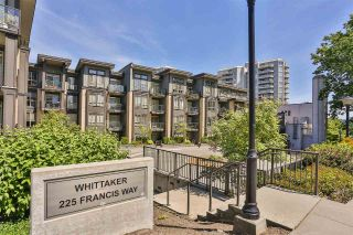 "Main Photo: 318 225 FRANCIS Way in New Westminster: Fraserview NW Condo for sale in ""THE WHITTAKER"" : MLS® # R2230855"