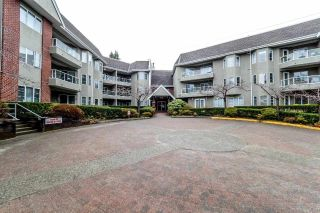 "Main Photo: 305 2020 CEDAR VILLAGE Crescent in North Vancouver: Westlynn Condo for sale in ""Kirkstone Gardens"" : MLS®# R2257272"