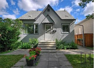 Main Photo: 523 Tremblay Street in Winnipeg: Residential for sale (2B)  : MLS®# 1828321