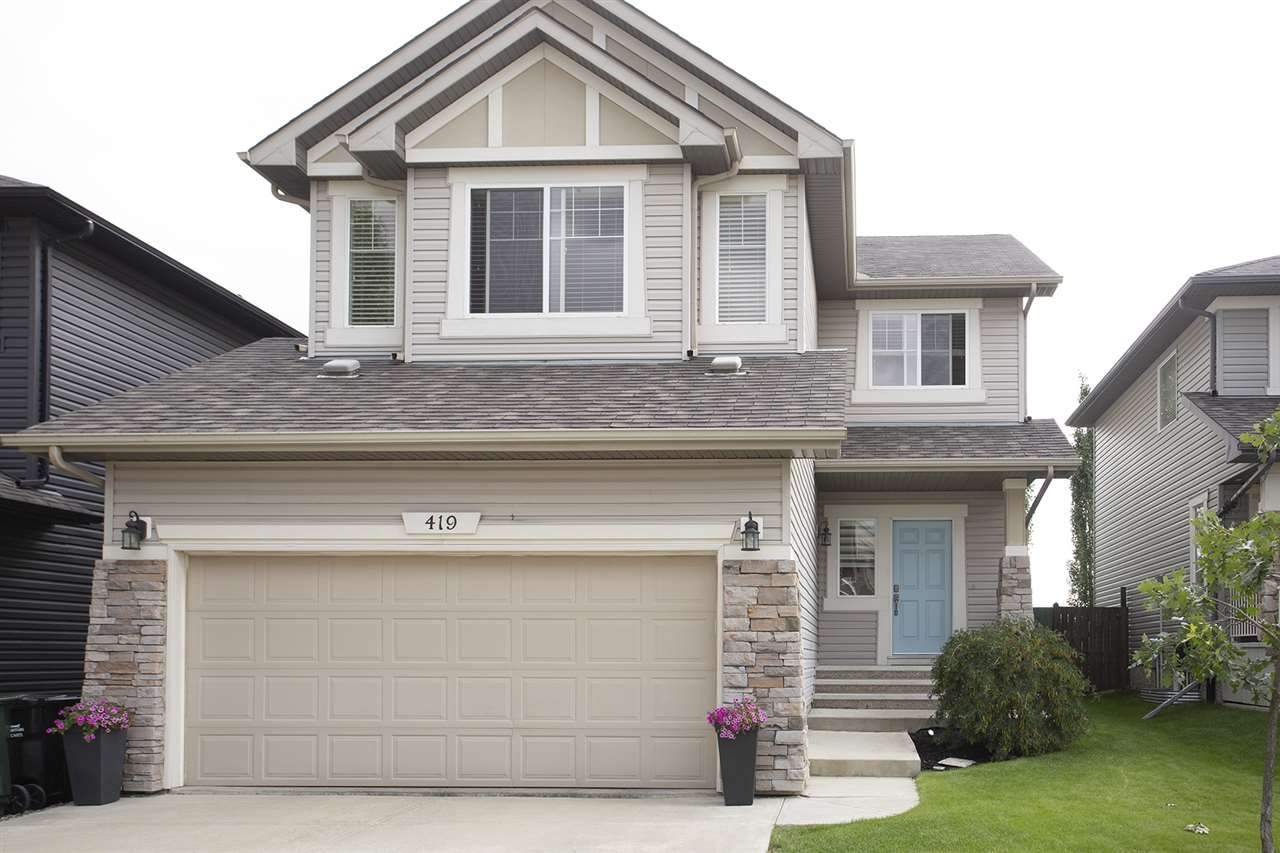 FEATURED LISTING: 419 COWAN Point Sherwood Park