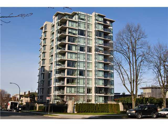 "Main Photo: 307 1333 W 11TH Avenue in Vancouver: Fairview VW Condo for sale in ""THE SAKURA"" (Vancouver West)  : MLS®# V875062"