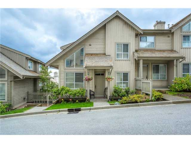 Main Photo: 507 1485 PARKWAY Boulevard in Coquitlam: Westwood Plateau Townhouse for sale : MLS® # V1072609
