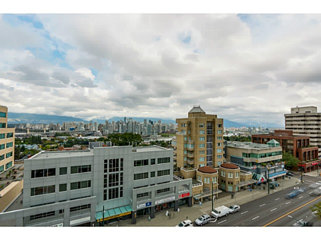 "Photo 14: 920 1268 W BROADWAY in Vancouver: Fairview VW Condo for sale in ""CITY GARDENS"" (Vancouver West)  : MLS(r) # V1087529"