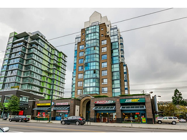 "Photo 2: 920 1268 W BROADWAY in Vancouver: Fairview VW Condo for sale in ""CITY GARDENS"" (Vancouver West)  : MLS(r) # V1087529"