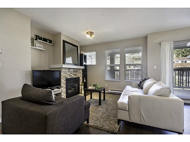"Main Photo: 36 7179 18TH Avenue in Burnaby: Edmonds BE Condo for sale in ""CANFORD CORNER"" (Burnaby East)  : MLS® # V1106758"