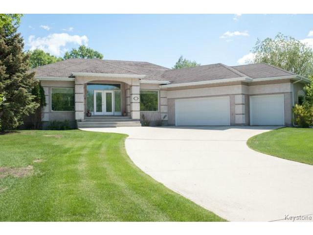 Main Photo: 103 EAGLE CREEK Drive in ESTPAUL: Birdshill Area Residential for sale (North East Winnipeg)  : MLS® # 1511283