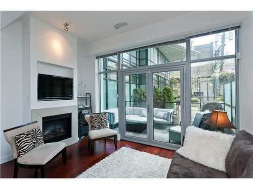 Photo 2: 1245 SEYMOUR Street in Vancouver West: Downtown VW Home for sale ()  : MLS(r) # V1001351