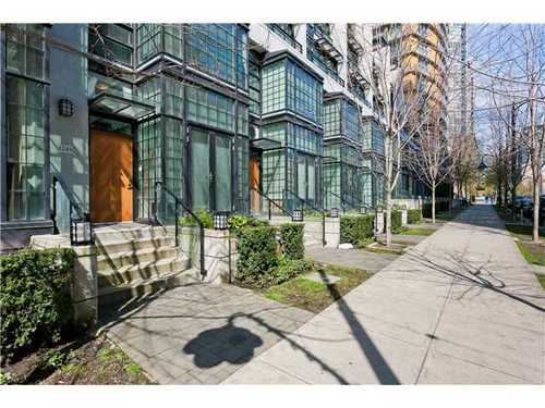 Main Photo: 1245 SEYMOUR Street in Vancouver West: Downtown VW Home for sale ()  : MLS(r) # V1001351