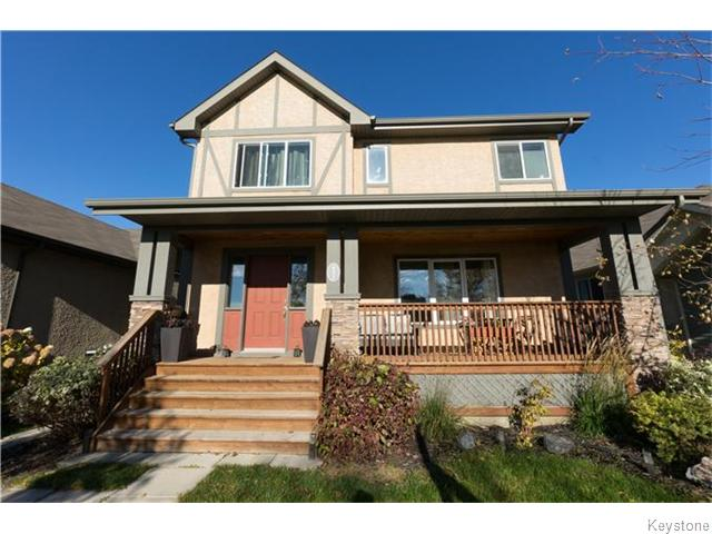 Main Photo: 437 Rougeau Avenue in WINNIPEG: Transcona Residential for sale (North East Winnipeg)  : MLS®# 1527384