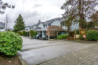 "Main Photo: 32 22411 124 Avenue in Maple Ridge: East Central Townhouse for sale in ""CREEKSIDE VILLAGE"" : MLS(r) # R2029134"