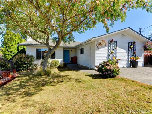 Main Photo: 528 Normandy Road in VICTORIA: SW Royal Oak Single Family Detached for sale (Saanich West)  : MLS® # 369341