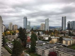 "Main Photo: 1502 6759 WILLINGDON Avenue in Burnaby: Metrotown Condo for sale in ""BURNABY SOUTH"" (Burnaby South)  : MLS® # R2118811"